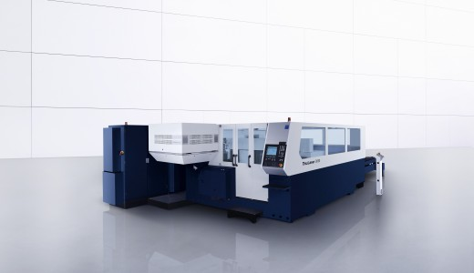Table laser TRUMPF 4030 (source TRUMPF)